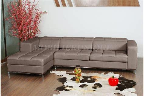 canape simili canapé en simili cuir d 39 angle design mael