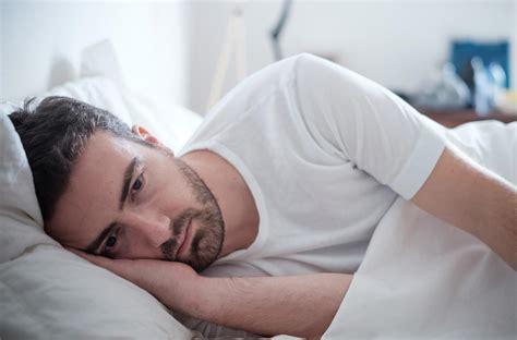 Schlafstörungen Die Ursachen Bei Männern Beheben Gesund