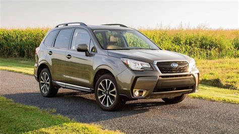 The 2019 Subaru Forester by 2019 Subaru Forester Side By Side Photo