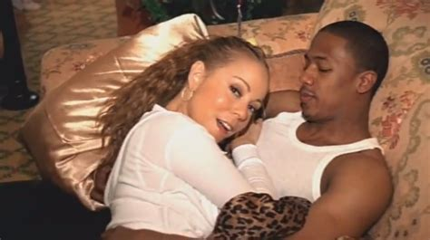 Nick Cannon Allegedly Tells Mariah To Dress Her Age