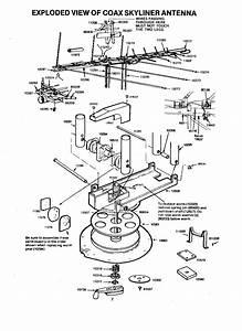 Skyliner Antenna Questions