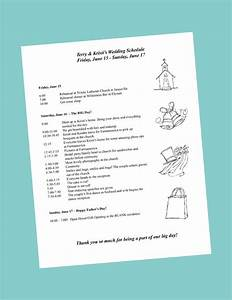 wedding day itinerary on pinterest wedding day schedule With wedding day of itinerary template