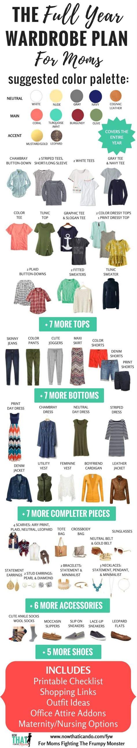 Capsule Wardrobe Planner by The 25 Best Capsule Clothing Ideas On