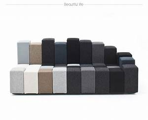 Canape de design original par le createur ron arad for Canape original design