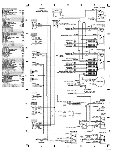 Wiring Diagram For Jeep Grand Cherokee You Want