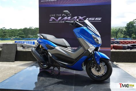Nmax 2018 New Features by Mega Galeri Foto New Yamaha Nmax 155 My 2018 Tmcblog