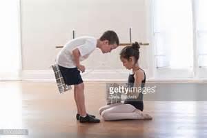 Boys Wearing Girls Ballet Tights