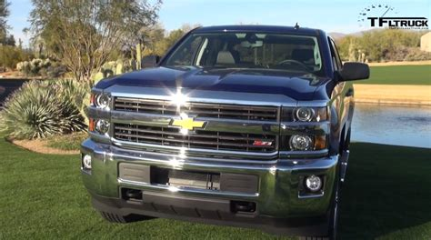 Video: 2015 Chevrolet Silverado 2500 HD Z71   Everything