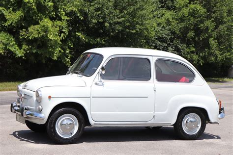 Fiat 600d by 1969 Fiat 600d For Sale 93258 Mcg