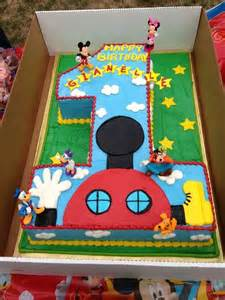 themed cake decorations mickey mouse birthday cake best images collections hd