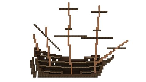 Minecraft Boat Hull by Minecraft Ship Building Guide 4 Decks