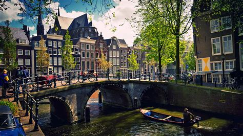 Amsterdam Wallpaper Hd Pixelstalknet