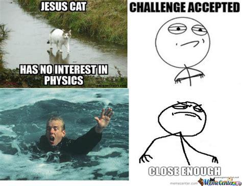 Jesus Cat Meme - jesus cat by ninjajedikitty meme center