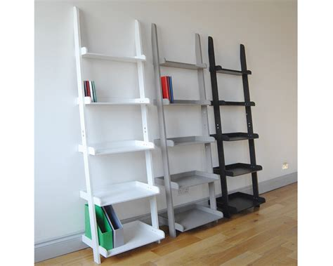 Ladder Bookcase Uk by Ladder Shelf