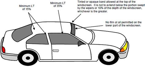Car Modification Laws In California by Northern Territory Window Tint Laws Car Tinting Laws