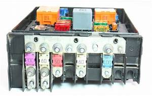 Fuse Relay Block 2006 Vw Jetta Mk5 Tdi Under Hood Engine Bay Box 1k0 937 125