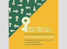 Customize 39+ Housewarming Invitation templates online Canva