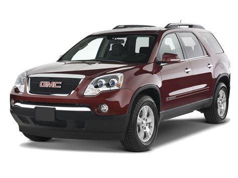 GMC Car : 2008 Gmc Acadia Reviews And Rating