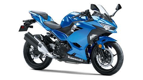 2018 Ninja® 400 Abs Ninja® Motorcycle By Kawasaki