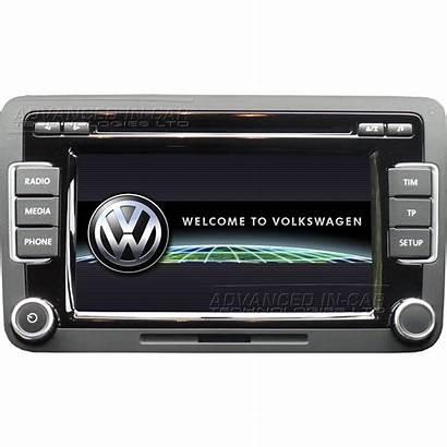 Radio Rcd 510 Volkswagen Vw Screen Splash