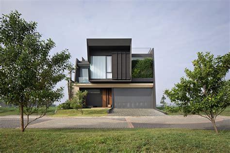 modern house  indonesia takes minimalism   rank  art