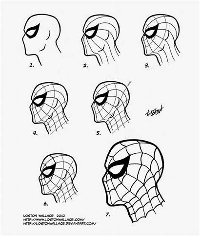 Mask Spider Tutorial Spiderman Diy Sewing Fabric
