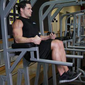 Chair Leg Raises Alternative by Knee Hip Raise On Parallel Bars Exercise Guides