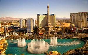 Las Vegas Fountains, HD World, 4k Wallpapers, Images ...