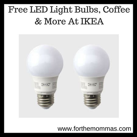 free led light bulbs coffee more at ikea