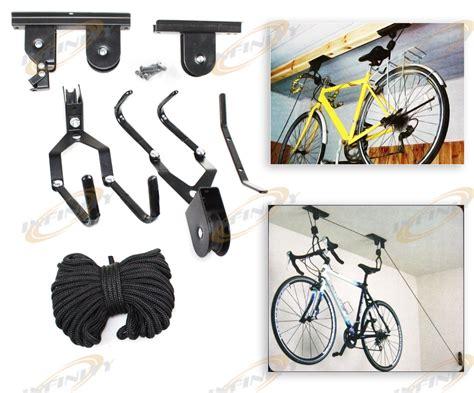 bicycle storage ceiling hoist bicycle bike review