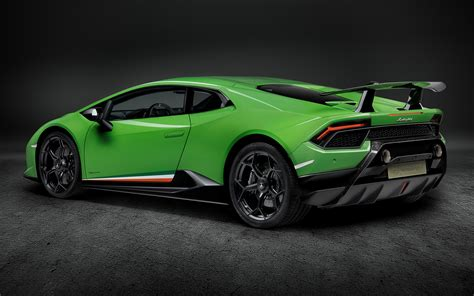 lamborghini huracan performante wallpapers  hd