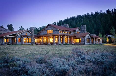 wyoming ranch pearson design group architecture
