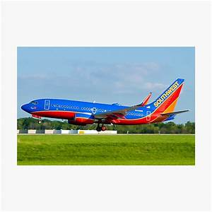 Southwest Airlines Wall Art