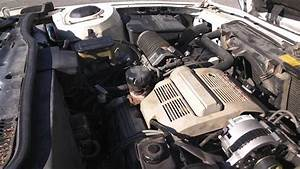 Taking Out An Alternator  1990 Buick Lesabre  Pt 1