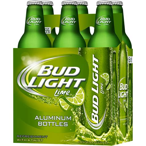 what percent is bud light what percentage of is in bud light lime