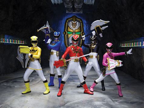 Power Rangers Megaforce: The Season That Could Have Been