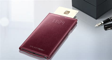 Samsung Led Wallet Note 4 original samsung galaxy note 4 led leather flip wallet