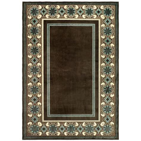 martha stewart rugs martha stewart living taj mahal light brown 5 ft 3 in x