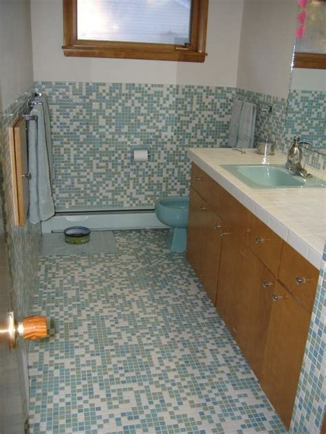 mid century bathroom tile 5014 best images about mid century modern on