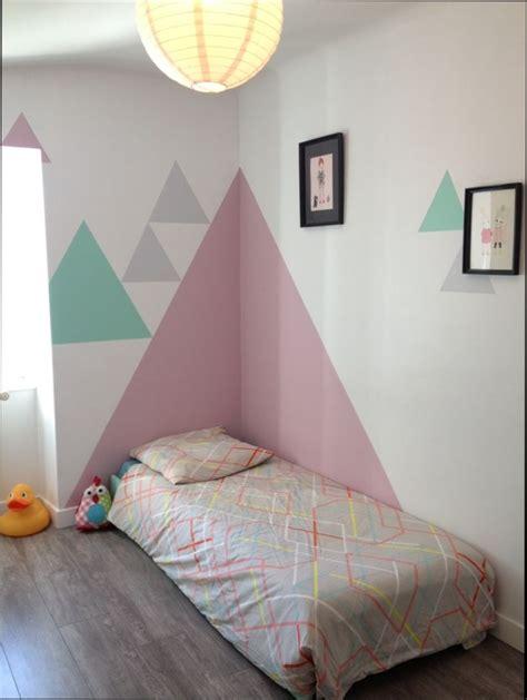 d馗oration chambre peinture chambre deco deco mur peinture chambre