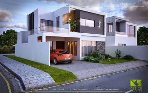 Home Design 6 Marla : New Modern 5 Marla House Design