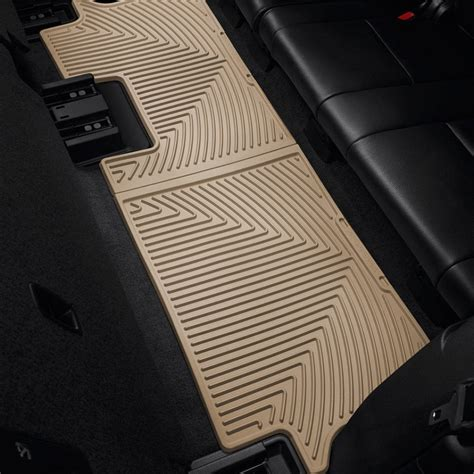 Weathertech All Weather Floor Mats by Weathertech 174 Mercedes Gl Class 2013 2016 All Weather