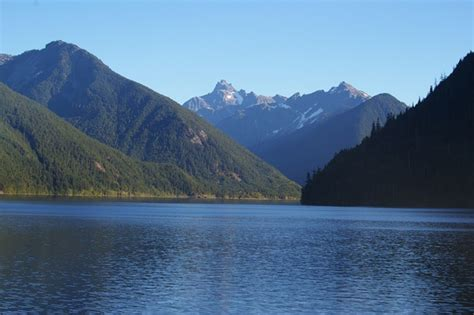chilliwack lake sea  sky parks