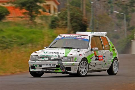Peugeot Rally Car by Peugeot 205 1 9 Gti Rally Car Classic Cars Rally Car