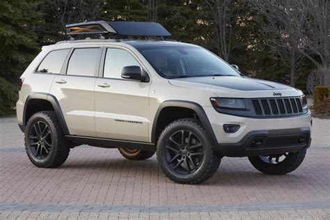 Check Out The Jeep Grand Cherokee Ecodiesel Trail Warrior
