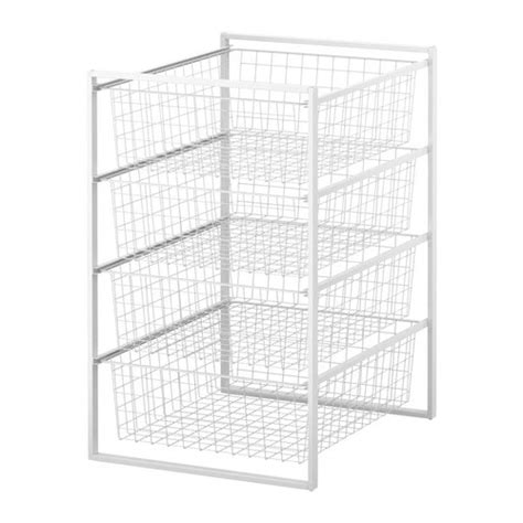 ikea wire drawers antonius frame and wire baskets ikea