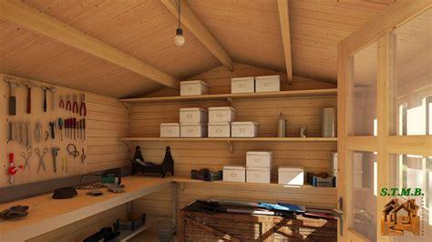 un abri de jardin en bois am 233 nagement stmb construction