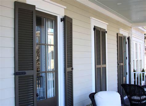 interior louvered doors home depot exterior shutters acadian custom shutters