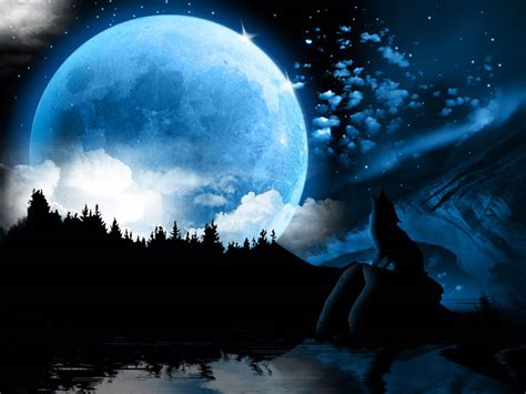 Moon Background Wallpaper Moon Wallpapers