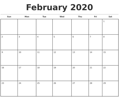 monthly printable calendars qualads